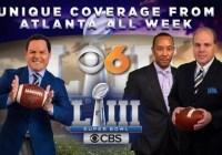 WTVR CBS 6 Big Game Contest