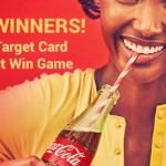 Coca Cola $25 Target eGift Card Instant Win Game