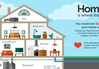 Home Serve Home Is Where The Heart Is Sweepstakes