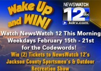 KDRV Sportsmens And Outdoor Wakeup And Win Contest