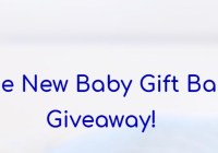 Mother Mighty New Baby Gift Bag Giveaway