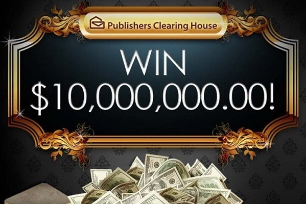PCH One Million Money Drop Giveaway - Win $10,000,000