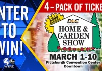 Pittsburgh Home And Garden Show Sweepstakes