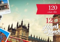 Santa Rita 120 Hours In London Sweepstakes