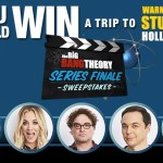 The Big Bang Theory Series Finale Sweepstakes