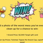 Tommee Tippee No Knock Plan Sweepstakes