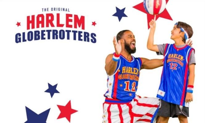 Toronto 4 Kids Harlem Globetrotters Fan Powered World Tour Contest