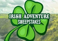 Triton Digital Irish Adventure Sweepstakes
