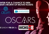 WCHS TV Oscars And Atom Ticket Sweepstakes