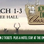 WHO TV Iowa Deer Classic 2019 Sweepstakes