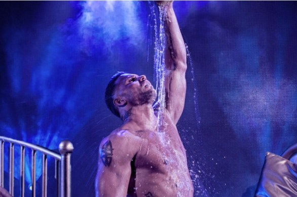 Chippendales Web Contest