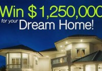 PCH Dream Home Giveaway