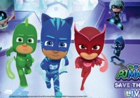 PJ Masks Live Save The Day Ticket Giveaway