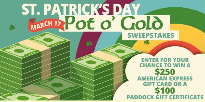 Palm Beach Kennel Club Pot O Gold Sweepstakes