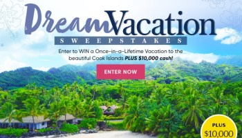 Travel Anywhere Sweepstakes 2019 - Enter To Win Trip