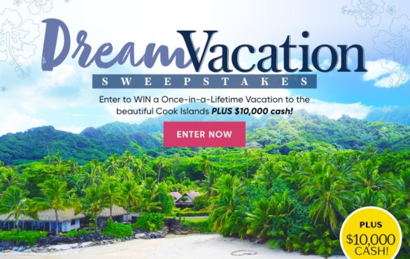 The Dream Vacation Sweepstakes
