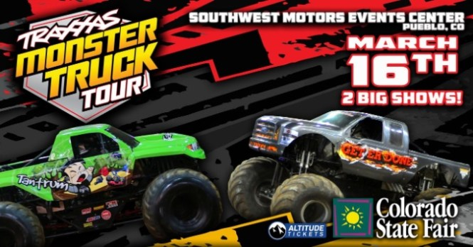 Traxxas Monster Truck Tour VIP Pit Party Sweepstakes