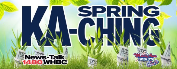 WHBC National Spring 2019 Cash Contest