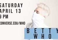 Betty Who Tickets Contest