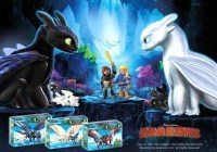 How To Train Your Dragon III Playsets Contest