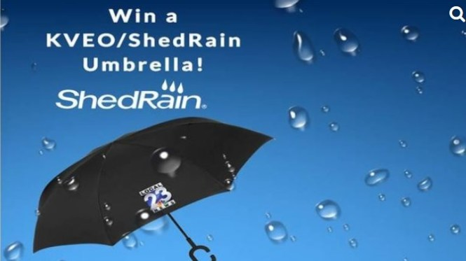 Local 23 News ShedRain Contest
