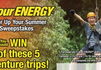 Power Up Your Summer Sweepstakes