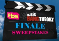 TBS The Big Bang Theory Series Finale Sweepstakes