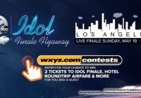 The Channel 7 Idol Finale Sweepstakes