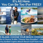 The Choose Your Paradise Sweepstakes