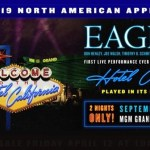 The Eagles in Las Vegas Giveaway
