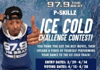 The Ice Cold Challenge Contest