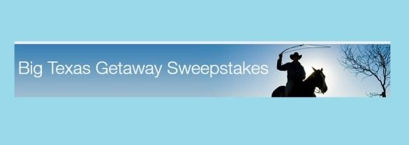 Travel Channel Big Texas Getaway Sweepstakes - Win $10,000