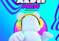 ARDYs Party Sweepstakes