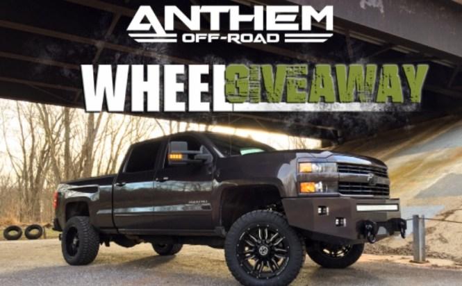 Anthem Off Road Wheel Giveaway