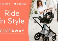 Babylist Bugaboo Ride In Style Giveaway
