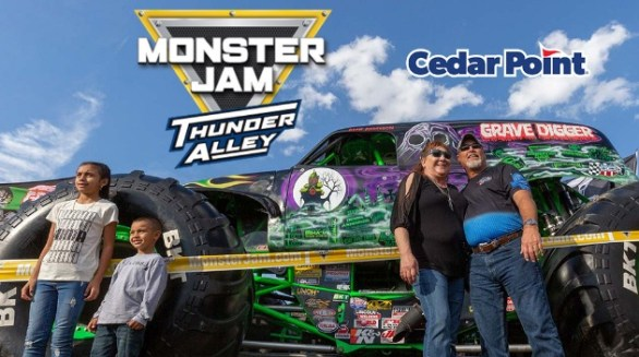 Cedar Point Monster Jam VIP Contest Sweepstakes