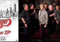 Chicago Concert Tickets Sweepstakes