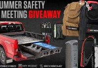Decked Summer Safety Meeting Giveaway