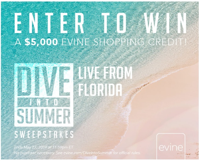 Dive Into Summer Sweepstakes