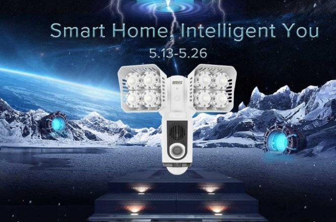 Floodlight Cam Sweepstakes