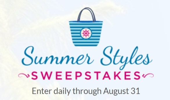 JTV Summer Styles Sweepstakes