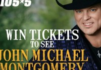 John Michael Montgomery Contest
