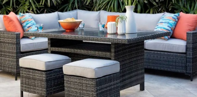 Living Spaces Backyard Party Contest