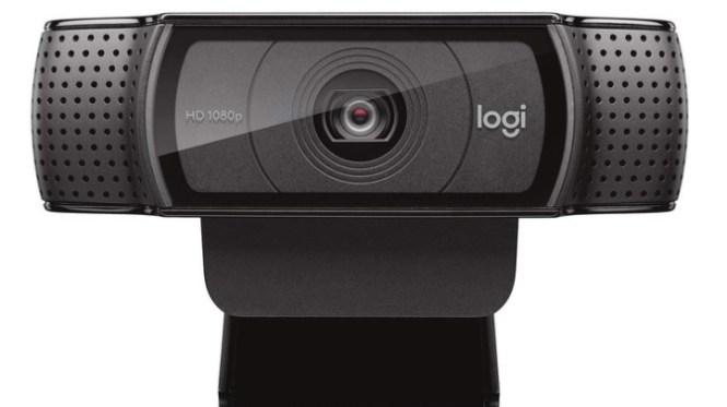 Logitech HD Pro Webcam C920 Giveaway