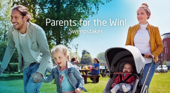 Maxi Cosi Parent Appreciation Day Sweepstakes