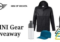 Mini Gear Giveaway Contest