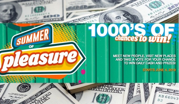 Newport Summer Of Pleasure Sweepstakes