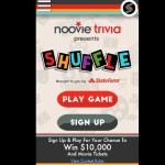 Noovie Shuffle Sweepstakes