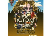 Peter Frampton Tickets Sweepstakes