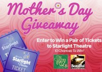 Starlight Theatre Mothers Day Sweepstakes